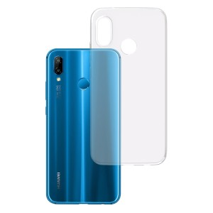 Etui do Huawei P20 Lite, absorbujące uderzenia 3mk Clear Case
