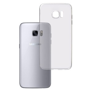 Etui do Samsung Galaxy S7 Edge, absorbujące uderzenia 3mk Clear Case