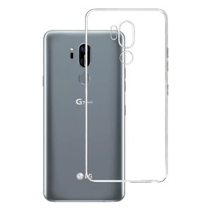 Etui do LG G7 ThinQ, absorbujące uderzenia 3mk Clear Case