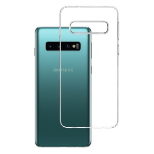 Etui do Samsung Galaxy S10, absorbujące uderzenia 3mk Clear Case