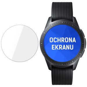 Ochrona na ekran smartwatcha Samsung Galaxy Watch 42mm, 3mk Watch Protection