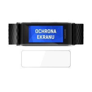 Ochrona na ekran smartwatcha Huawei Color Band A2, 3mk Watch Protection