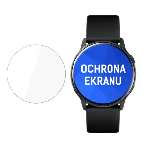 Ochrona na ekran smartwatcha Samsung Galaxy Watch Active, 3mk Watch Protection