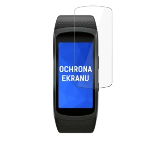 Ochrona na ekran smartwatcha Samsung Gear Fit 2, 3mk Watch Protection