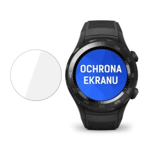 Ochrona na ekran smartwatcha Huawei WATCH 2, 3mk Watch Protection