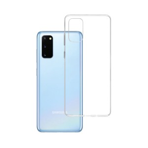 Etui do Samsung Galaxy S20, absorbujące uderzenia 3mk Clear Case