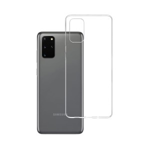 Etui do Samsung Galaxy S20 Plus, absorbujące uderzenia 3mk Clear Case