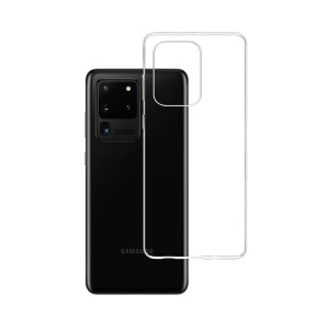 Etui do Samsung Galaxy S20 Ultra, absorbujące uderzenia 3mk Clear Case