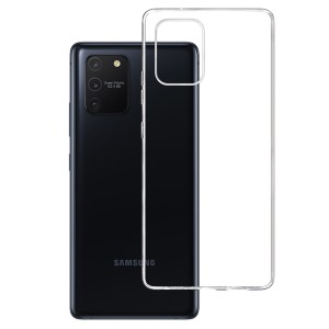 Etui do Samsung Galaxy S10 Lite, absorbujące uderzenia 3mk Clear Case