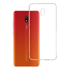 Etui do Xiaomi Redmi 8A, absorbujące uderzenia 3mk Clear Case