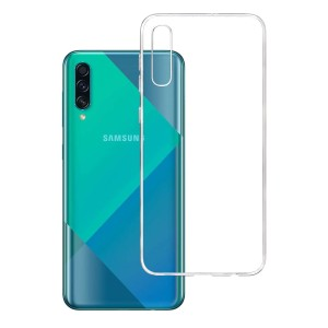 Etui do Samsung Galaxy A50s, absorbujące uderzenia 3mk Clear Case