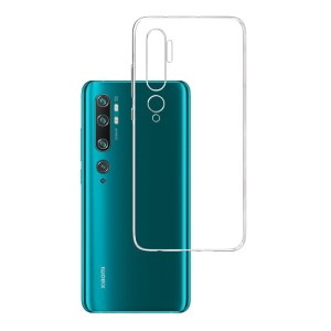 Etui do Xiaomi Mi Note 10, absorbujące uderzenia 3mk Clear Case