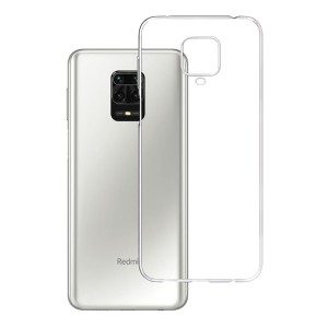 Etui do Xiaomi Redmi Note 9 Pro, absorbujące uderzenia 3mk Clear Case