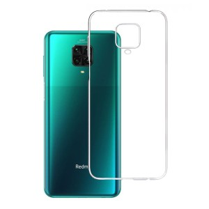 Etui do Xiaomi Note 9 Pro Max, absorbujące uderzenia 3mk Clear Case