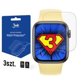 Ochrona na ekran smartwatcha Apple Watch 5 40mm, 3mk Watch Protection