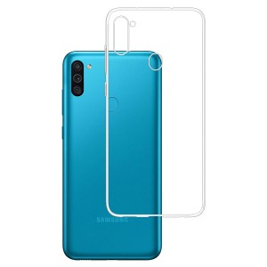 Etui do Samsung Galaxy M11 , absorbujące uderzenia 3mk Clear Case
