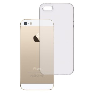 Apple iPhone 5 / 5S / SE - Etui amortyzujące uderzenia 3mk Clear Case