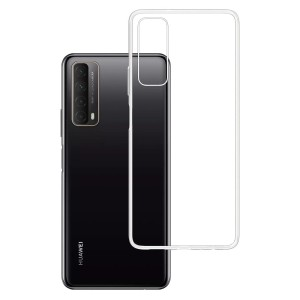 Etui do Huawei P Smart 2021, absorbujące uderzenia 3mk Clear Case