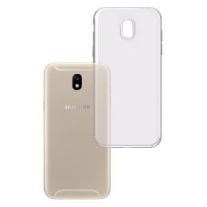 Etui do Samsung Galaxy J5 2017, absorbujące uderzenia 3mk Clear Case