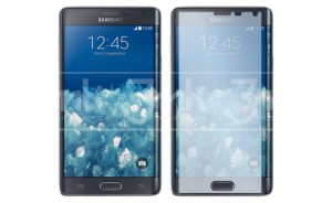 Nietłukące szkło hybrydowe do Samsung Note Edge, 3mk FlexibleGlass