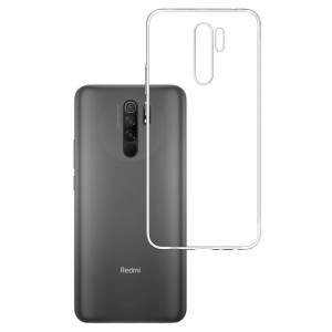 Etui do Xiaomi Redmi 9, absorbujące uderzenia 3mk Clear Case
