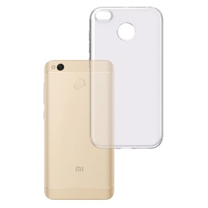 Etui do Xiaomi Redmi 4x Global, absorbujące uderzenia 3mk Clear Case